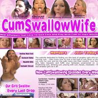 'Visit 'Cum Swallow Wife''