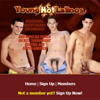 'Visit 'Young Hot Latinos Mobile''