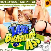 Taste that brazilian ass