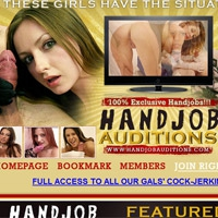 Remarkable, the Auditions hand job phrase