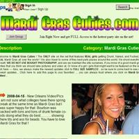 Visit Mardi Gras Cuties
