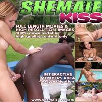 'Visit 'Shemale Kiss''
