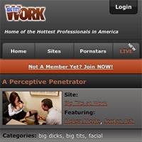 'Visit 'Big Tits At Work Mobile''
