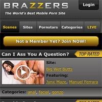 'Visit 'Brazzers Mobile''