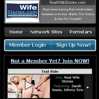 Join Real Wife Stories Mobile