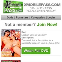 Join X Mobile Pass