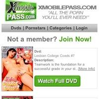 'Visit 'X Mobile Pass''