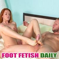 'Visit 'Foot Fetish Daily''