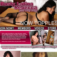 'Visit 'Busty Latina Rebecca''