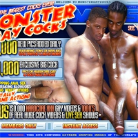 'Visit 'Monster Gay Cocks''