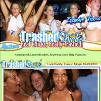 'Visit 'Trashed Chicks''