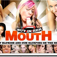 Join Nut In Her Mouth