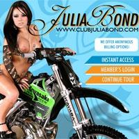 Join Club Julia Bond
