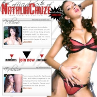 'Visit 'Natalia Cruze''