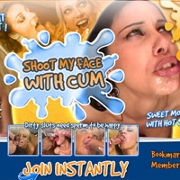 'Visit 'Shoot My Face With Cum''