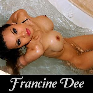 'Visit 'Francine Dee''