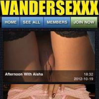 Join Van Der Sexxx Mobile