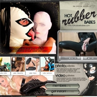 Join Hot Rubber Babes
