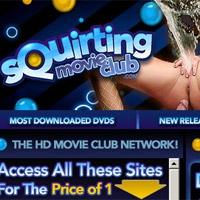 'Visit 'Squirting Movie Club''