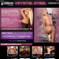 'Visit 'Krystal Steal Club''