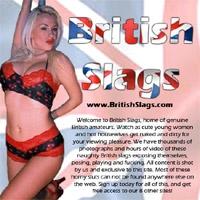 'Visit 'British Slags''