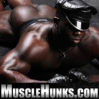 'Visit 'Muscle Hunks''