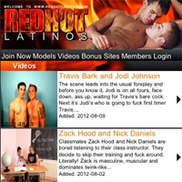'Visit 'Red Hot Latinos Mobile''
