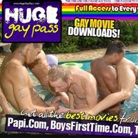 'Visit 'Huge Gay Pass''