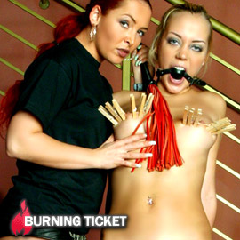 Visit Burning Ticket