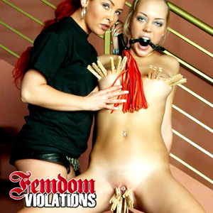Join Femdom Violations