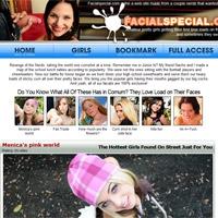 'Visit 'Facial Special''