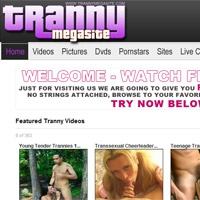 Join Tranny Mega Site