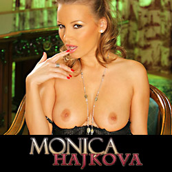 'Visit 'Monika Hajkova''