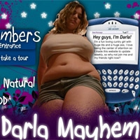 Join Darla Mayhem