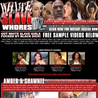 'Visit 'White Slave Whores''