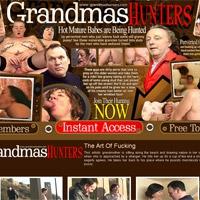 'Visit 'Grandmas Hunters''