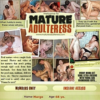 Join Mature Adultress