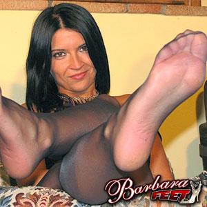 'Visit 'Barbara Feet''