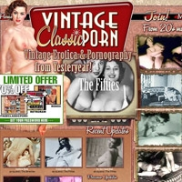 Write your review: Site of the Day. Various: Visit Vintage Classic Porn