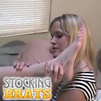 'Visit 'Stocking Brats''