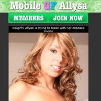 'Visit 'Mobile GF Allysa''