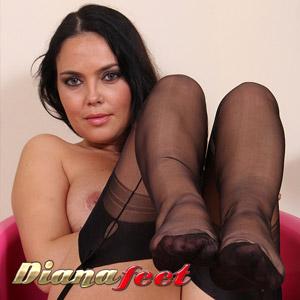 'Visit 'Diana Feet''