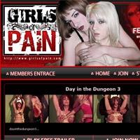 'Visit 'Girls Of Pain''