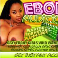 'Visit 'Ebony Auditions''