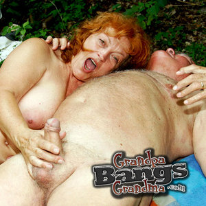 'Visit 'Grandpa Bangs Grandma''