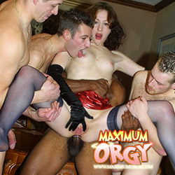 'Visit 'Maximum Orgy''