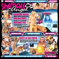 'Visit 'Shemale Angel''