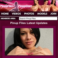 'Visit 'Pinup Files Mobile''