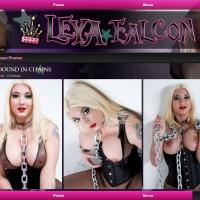 Join Leya Falcon