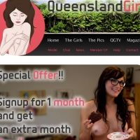 'Visit 'Queensland Girls''